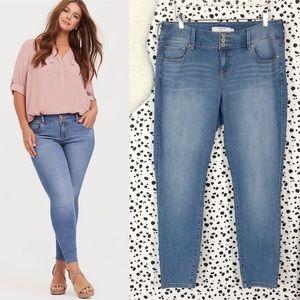 Torrid | Jegging Super Stretch Groupie Skinny Jean